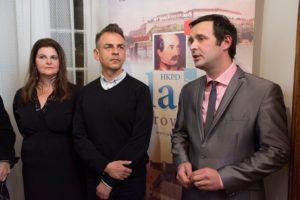 Autori izložbene postavke u rodnoj kući bana J. Jelačića