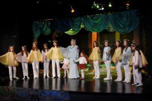 """Izvedba opere za djecu """"Šumska kraljica"""""""